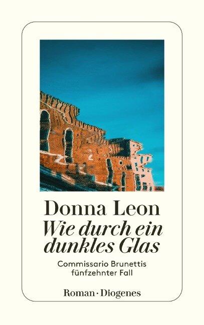 Wie durch ein dunkles Glas - Donna Leon