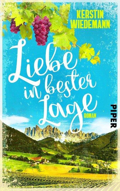 Liebe in bester Lage - Kerstin Wiedemann