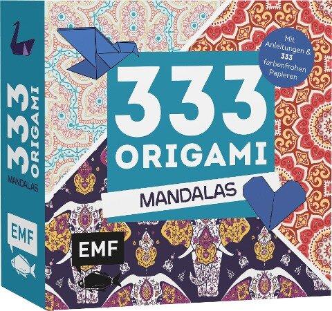 333 Origami - Mandalas -