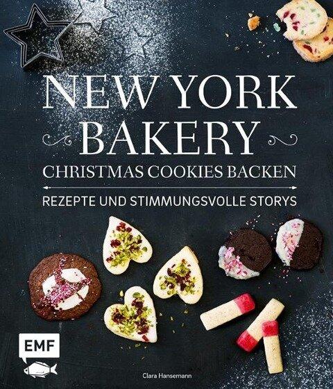 New York Bakery - Christmas Cookies backen - Clara Hansemann