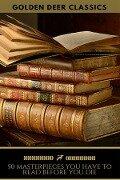 50 Masterpieces you have to read before you die vol: 3 (ShandonPress) - Lewis Carroll, Rudyard Kipling, Jane Austen, Jules Verne, Jules Verne