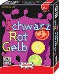 Schwarz Rot Gelb Refresh - Günter Burkhardt