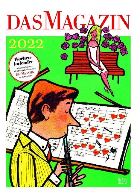 Das Magazin 2022 -