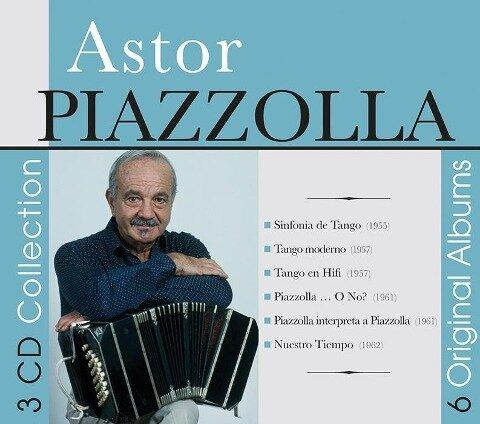 Original Albums - Astor Piazolla