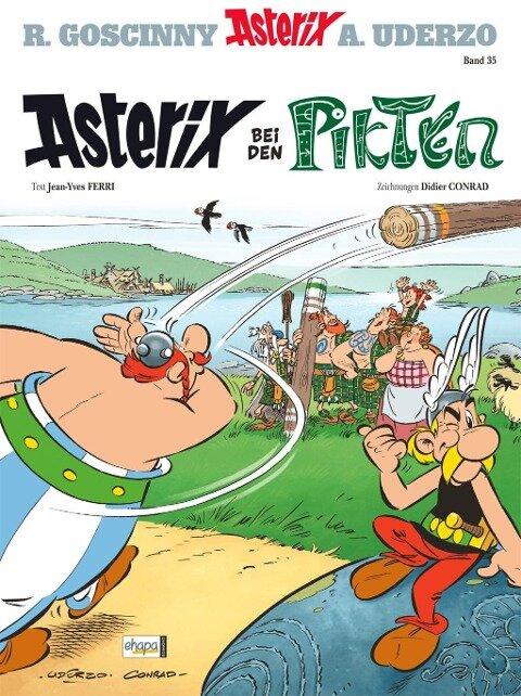 Asterix 35 - Jean-Yves Ferri