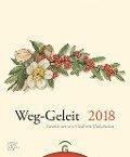 Weg-Geleit 2018 Postkartenkalender -