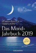 Das Mond-Jahrbuch 2019 - Johanna Paungger, Thomas Poppe