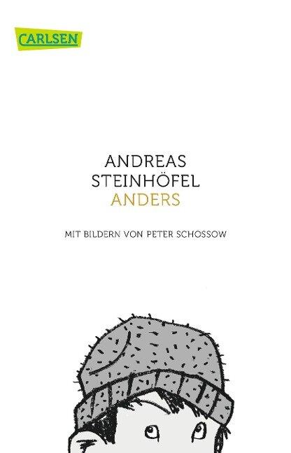 Anders - Andreas Steinhöfel