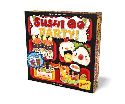 Sushi Go Party -