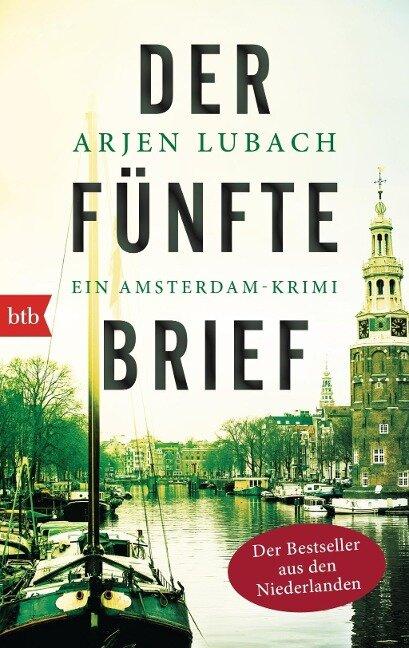 Der fünfte Brief - Arjen Lubach