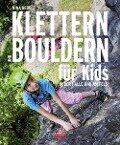 Klettern und Bouldern für Kids - Nina Rebele