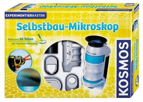 Selbstbau-Mikroskop -