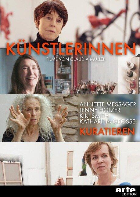 DVD Künstlerinnen -