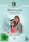 Waldrausch (1939, 1962, 1977) - Die Ganghofer Verfilmungen - Sammelbox 5 (3 DVDs) - Ludwig Ganghofer