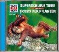 WAS IST WAS Hörspiel-CD: Superschlaue Tiere/ Tricks der Pflanzen - Manfred Baur