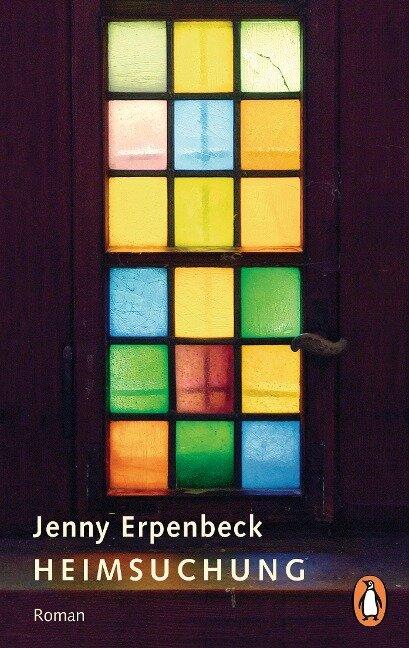 Heimsuchung - Jenny Erpenbeck