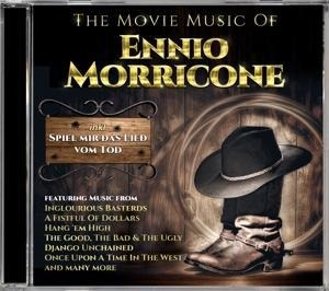 The Movie Music Of Ennio Morricone - London Regency Orchestra
