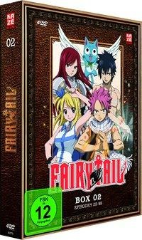 Fairy Tail - TV-Serie - Box 2 (Episoden 25-48) -