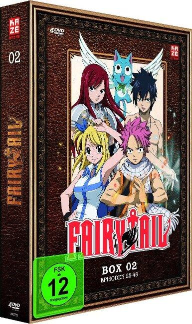 Fairy Tail - TV-Serie - Box 2 (Episoden 25-48) -