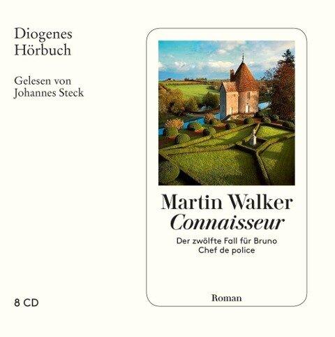 Connaisseur - Martin Walker