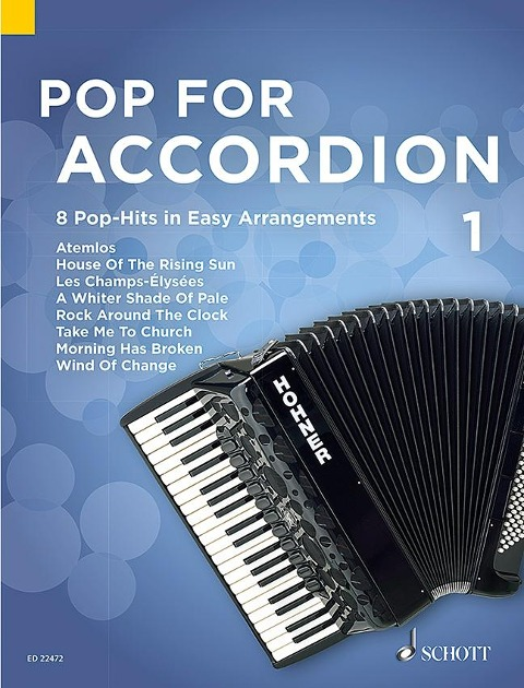 Pop For Accordion -