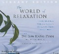 The World of Relaxation: A Guided Mindfulness Meditation Practice for Healing in the Hospital And/Or at Home - Jon Kabat-Zinn