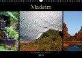 Madeira - Portugals Perle im Atlantik (Wandkalender 2018 DIN A3 quer) - Helene Seidl