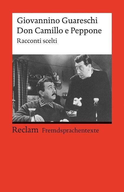 Don Camillo e Peppone - Giovannino Guareschi