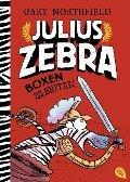 Julius Zebra - Boxen mit den Briten - Gary Northfield