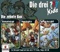 Die drei ??? Kids 3er Box. Folgen 28 - 30 (drei Fragezeichen) 3 CDs - Boris Pfeiffer, Ulf Blanck