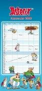 Asterix Familienplaner 2018 -