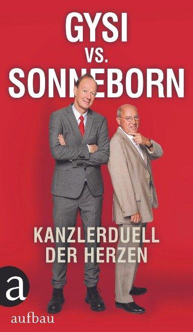 Gysi vs. Sonneborn - Gregor Gysi, Martin Sonneborn