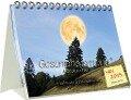 Gesundheitsmond®-Mondkalender 2019. Aufstellkalender DIN A5 - Michael Römer