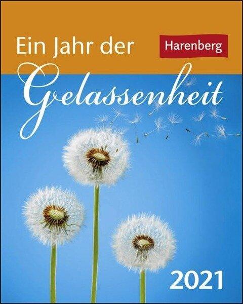 Ein Jahr der Gelassenheit 2020 Mini-Geschenkkalender - Ann Christin Artel