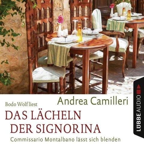 Das Lächeln der Signorina - Commissario Montalbano lässt sich blenden - Andrea Camilleri