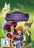 Peter Pan 2 - Neue Abenteuer in Nimmerland - Temple Mathews, J. M. Barrie, Carter Crocker, John Flansburgh, John Linnell