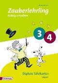 Zauberlehrling. Digitale Tafelkarten 3/4. Bayern -