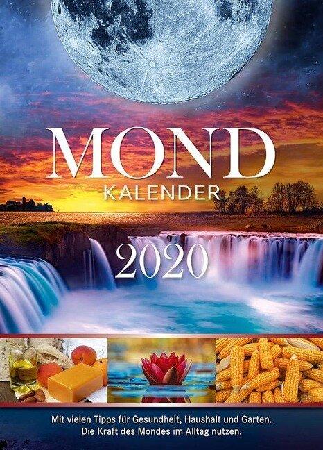 Mondkalender 2020 -