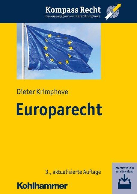 Europarecht - Dieter Krimphove