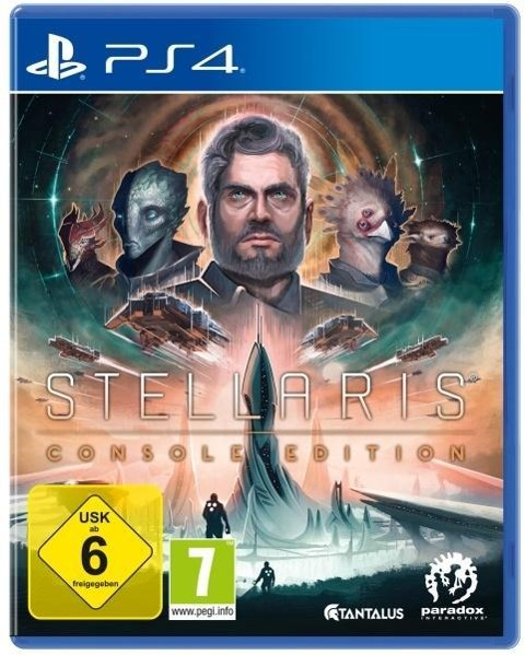 Stellaris Console Edition (PlayStation PS4) -