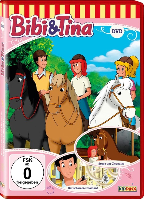 Bibi und Tina - Der schwarze Diamant / Sorge um Cleopatra -