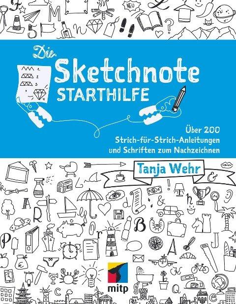 Die Sketchnote Starthilfe - Tanja Wehr