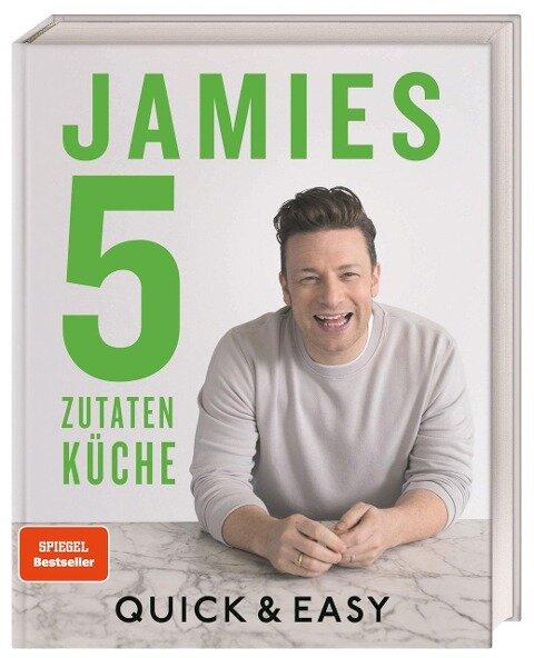Jamies 5-Zutaten-Küche - Jamie Oliver