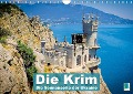 Die Krim - Sonnenseite der Ukraine (Wandkalender 2019 DIN A4 quer) - K. A. Calvendo