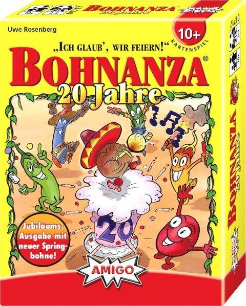 Bohnanza 20 Jahre - Uwe Rosenberg