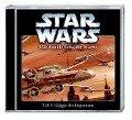 Star Wars Die dunkle Seite der Macht Teil 01: Gejagte des Imperiums (CD) - Timothy Zahn, John Williams