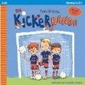Die Kickerbande (1-2). Anpfiff für das Siegerteam und Fußballfreunde halten zusammen - Frauke Nahrgang
