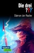 Dämon der Rache - Hendrik Buchna