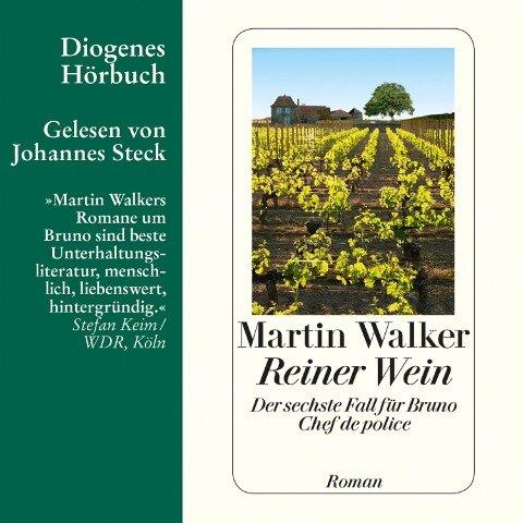 Reiner Wein - Martin Walker