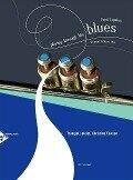Playing Through The Blues. Trompete. Ausgabe mit CD. - Fred Lipsius